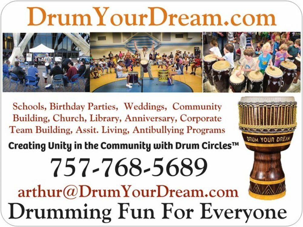 Drum Your Dream
